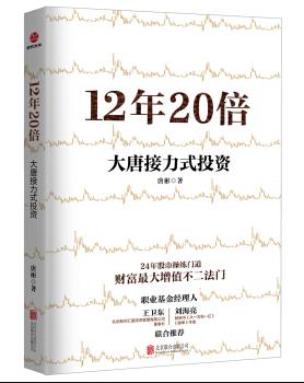 12年20倍:大唐接力式投资介绍
