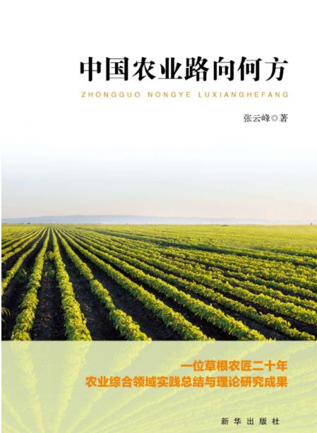 中国农业路向何方 高清 PDF